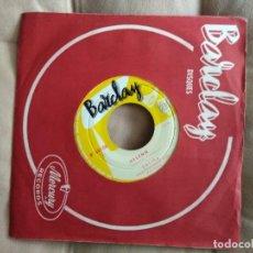 Discos de vinilo: DALIDA / HELENA / SINGLE JUKE BOX 45 RPM / BARCLAY. Lote 218237255