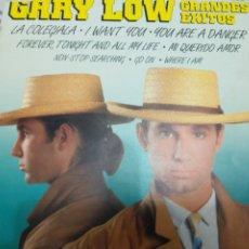 Discos de vinilo: GARY LOS LP. Lote 218238257