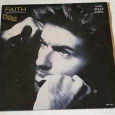 Discos de vinilo: GEORGE MICHAEL - FAITH - 1987. Lote 218249215