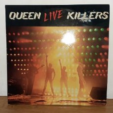 Discos de vinilo: QUEEN LIVE KILLERS. Lote 218249940
