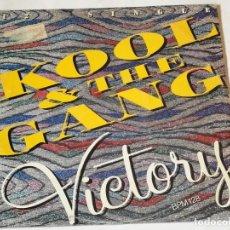 Discos de vinilo: KOOL & THE GANG - VICTORY - 1986. Lote 218249966
