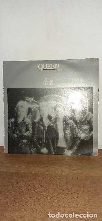 QUEEN THE GAME (Música - Discos - LP Vinilo - Pop - Rock - New Wave Extranjero de los 80)