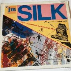 Discos de vinilo: JM SILK - LET THE MUSIC TAKE CONTROL (HOUSE MIX) - 1987. Lote 218250147