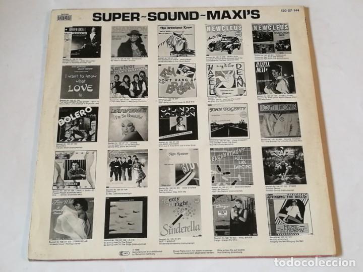 Discos de vinilo: Danny Keith - Keep On Music - 1985 - Foto 2 - 218250221