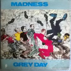 Discos de vinilo: MADNESS. GREY DAY/ MEMORIES. STIFF, UK 1981 SINGLE. Lote 218250481