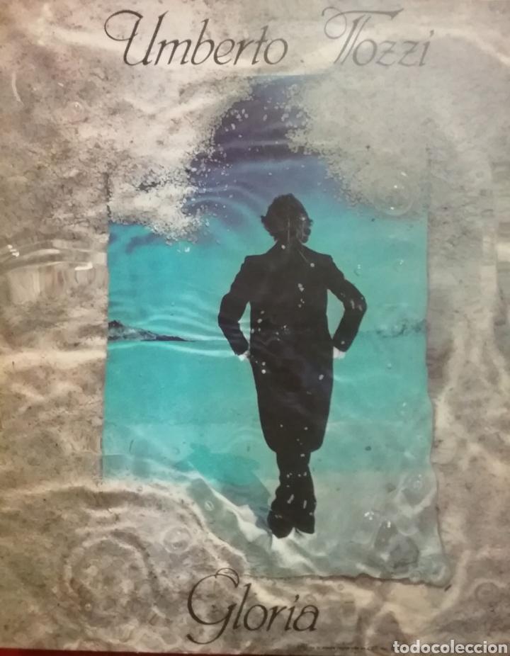 Discos de vinilo: UMBERTO TOZZI. LP. PORTADA DOBLE. SELLO EPIC. EDITADO EN ESPAÑA. AÑO 1979 - Foto 3 - 218251381