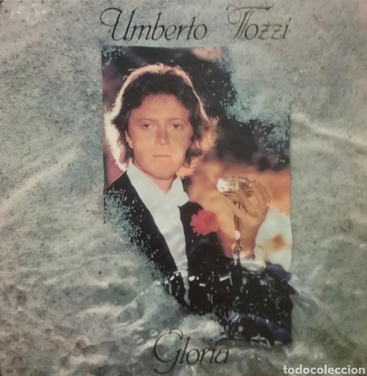UMBERTO TOZZI. LP. PORTADA DOBLE. SELLO EPIC. EDITADO EN ESPAÑA. AÑO 1979 (Música - Discos - LP Vinilo - Canción Francesa e Italiana)