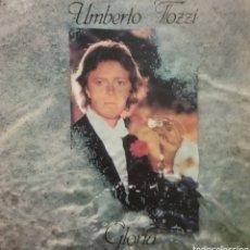 Discos de vinilo: UMBERTO TOZZI. LP. PORTADA DOBLE. SELLO EPIC. EDITADO EN ESPAÑA. AÑO 1979. Lote 218251381