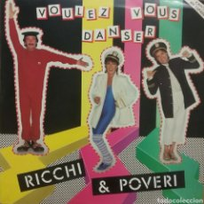 Discos de vinilo: RICCHI E POVERI (EN ESPAÑOL). LP. SELLO BABY RÉCORDS. EDITADO EN ESPAÑA. AÑO 1984. Lote 218251732
