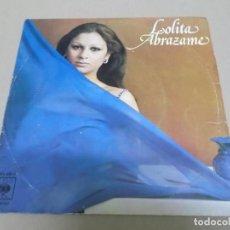 Discos de vinilo: LOLITA (SINGLE) ABRAZAME AÑO 1976. Lote 218252476