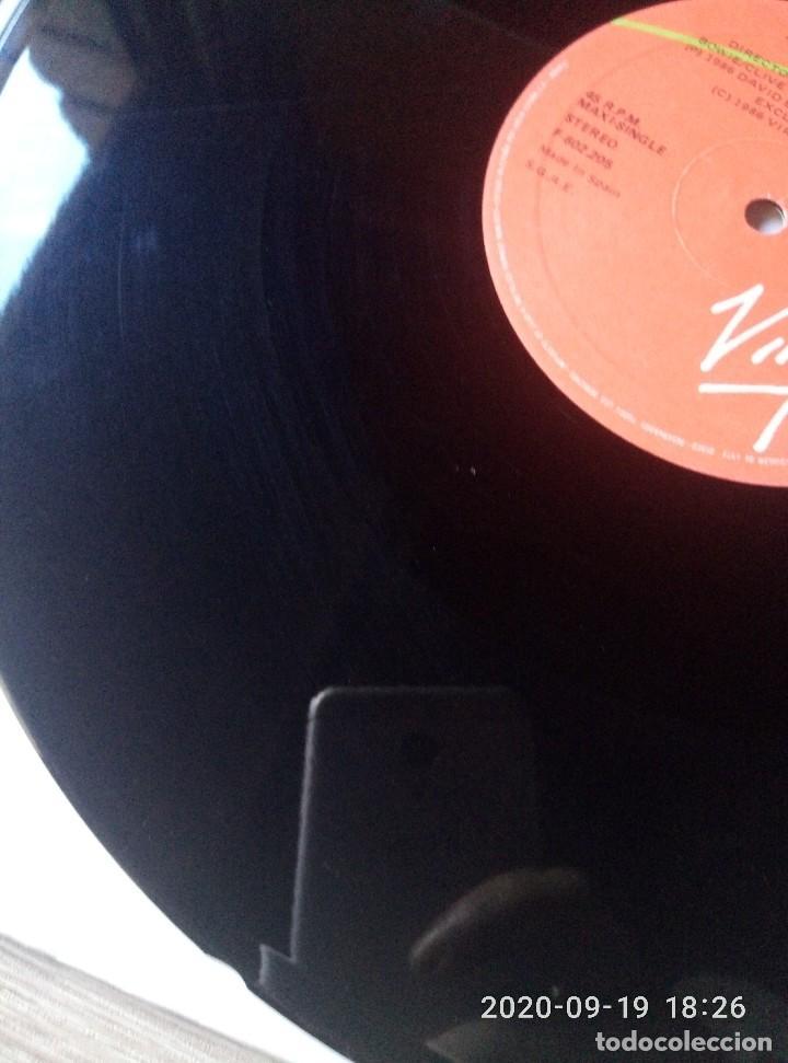 Discos de vinilo: David Bowie absolute beginners maxi single vinilo ed España 1986 Un poco deteriorado. Ver fotos - Foto 4 - 218258747