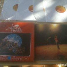 Discos de vinilo: LA GRAN MÚSCA EL JAZZ . EDITA DEUTSCHE GRAMMOPHON. 4 DISCOS .LIBRO. Lote 218261225