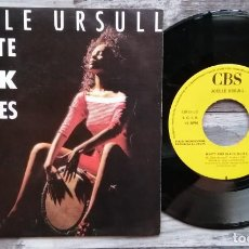 Discos de vinilo: SINGLE PROMOCIONAL JOELLE URSULL. Lote 218265391