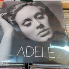 Discos de vinilo: ADELE 21. ADELE21. LP VINILO PRECINTADO. EDICIÓN OFICIAL. Lote 218265905