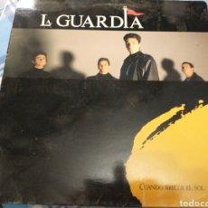 Discos de vinilo: LA GUARDIA LP. Lote 218269870