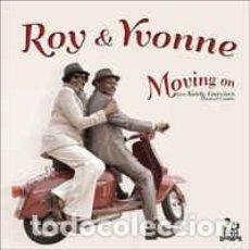 Discos de vinilo: ROY PANTON & YVONNE HARRISON - MOVING ON. Lote 218275318