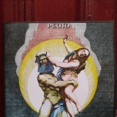 Discos de vinilo: PLUTO - LP VINILO. ROCK PROGRESIVO. NUEVO.. Lote 218275365