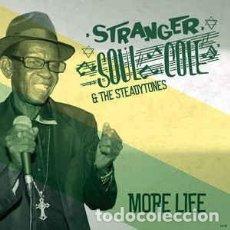 Discos de vinilo: STRANGER COLE, THE STEADYTONES - MORE LIFE. Lote 218275565