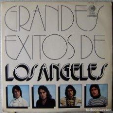 Discos de vinilo: LOS ANGELES.GRANDES EXITOS...ESCASO...EX. Lote 218281543