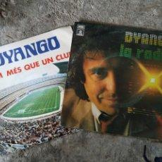 Discos de vinilo: 2 VINILOS DYANGO 7 PULGADAS. Lote 218284002