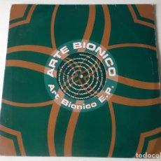 Discos de vinilo: ARTE BIONICO – ARTE BIONICO E.P. SELLO: SUPERSTITION. Lote 218291052