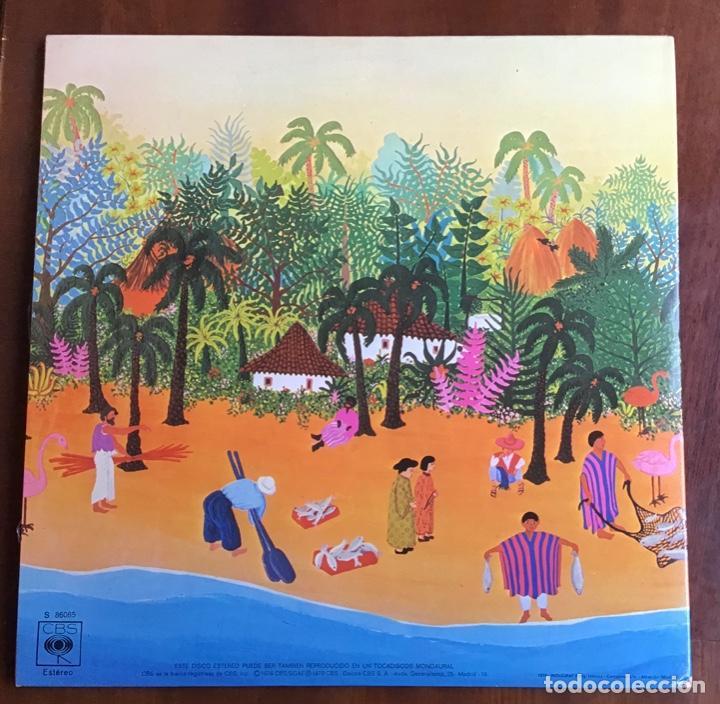 Discos de vinilo: LP La misa campesina - Foto 2 - 218297626