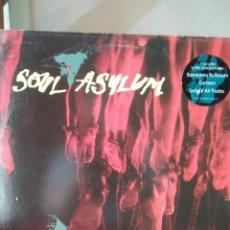 Discos de vinilo: SOUL ASYLUM 1988 PROMO A&M RECORDS .NUEVO. Lote 218299507