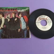 Disques de vinyle: RARO/DIFICIL SG PUNK. THE DAMNED CHISWICK MOVIEPLAY 1979 MACHACALO(SMASH IT UP)+1.PISTOLS/RAMONES. Lote 218301261
