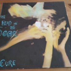 Discos de vinilo: THE CURE - THE HEAD ON THE FLOR (LP, UNOFFICIAL, RARO). Lote 218301896