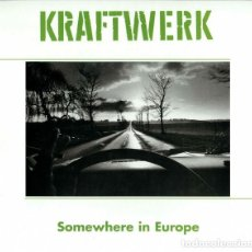 Discos de vinilo: KRAFTWERK SOMEWHERE IN EUROPE. Lote 218303241