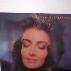 Discos de vinilo: LP SALLY OLDFIELD-FEMME SPAIN 1987, CON INSERT, EXCELENTE!!. Lote 218306731