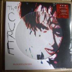 Discos de vinilo: THE CURE 2X LP PICTURE BLOODFLOWERS EDICIÓN LIMITADA RSD 2020 NUEVO Y PRECINTADO. Lote 218310840