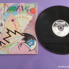 Discos de vinilo: LP ORIGINAL PUNK 1977.THE DAMNED.MUSIC FOR PLEASURE.SELLO STIFF RECORDS BA 215.FRANCIA.PORTADA ABIER. Lote 218314247