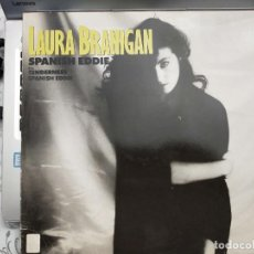 "Discos de vinilo: LAURA BRANIGAN - SPANISH EDDIE (12"", MAXI) SELLO:ATLANTIC CAT. Nº: 78 6868-0.VINILO NUEVO. Lote 218316981"