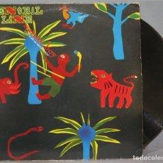 Discos de vinilo: LP. CENTRAL LINE. NATURE BOY. Lote 218318737