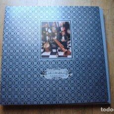 Discos de vinilo: LES LUTHIERS VOLUMEN SIETE ARIOLA 1983. LP NUEVO. Lote 218318791