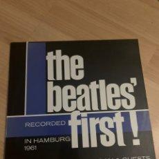Discos de vinilo: THE BEATLES - LP - THE BEATLES' FIRST.. Lote 218327863