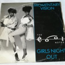 Dischi in vinile: THE COOL NOTES - MOMENTARY VISION - 1986. Lote 218330097