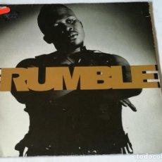 Discos de vinilo: RUMBLE - SAFE - 1993. Lote 218331230