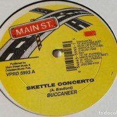 Discos de vinilo: BUCERNEER / GENERAL DEGREE - SKETTLE CONCERTO / IN & OUT. Lote 218331803