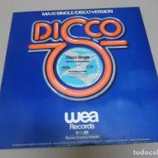 Discos de vinilo: MONGO SANTAMARIA (MAXI) WATERMELON MAN (2 TRACKS) AÑO 1979 – EDICION U.S.A.. Lote 218340108