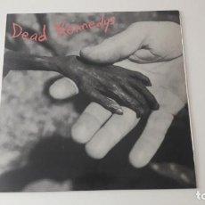 Discos de vinilo: DEAD KENNEDYS PLASTIC SURGERY DISASTERS ED. ESPAÑOLA 1982. Lote 218341230