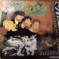 Discos de vinilo: JUANITO PIQUETE Y LOS MATAESQUIROLES ********** RARO LP PUNK CATALÁN GRAN ESTADO 1991 CON INSERT. Lote 218342707