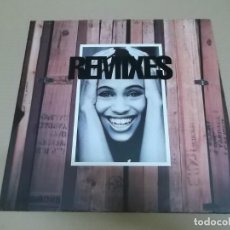 Discos de vinilo: NENEH CHERRY (MAXI) INNA CITY MAMA (REMIXES) (4 TRACKS) AÑO 1989 – EDICION U.K.. Lote 218343666