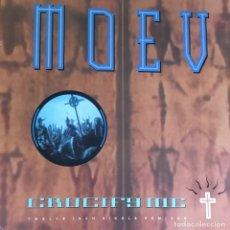 Disques de vinyle: MOEV - CRUCIFY ME. Lote 218343863