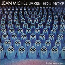 Discos de vinilo: JEAN MICHEL JARRE - EQUINOXE LP EDICION ESPAÑOLA - IMPECABLE!!!. Lote 218349858