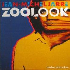 Discos de vinilo: JEAN MICHEL JARRE - ZOOLOOK LP EDICION ESPAÑOLA CON ENCARTE - IMPECABLE!!!. Lote 218349880