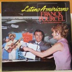 Discos de vinilo: LATINO AMERICANO - FRACK POURCEL. Lote 218363398