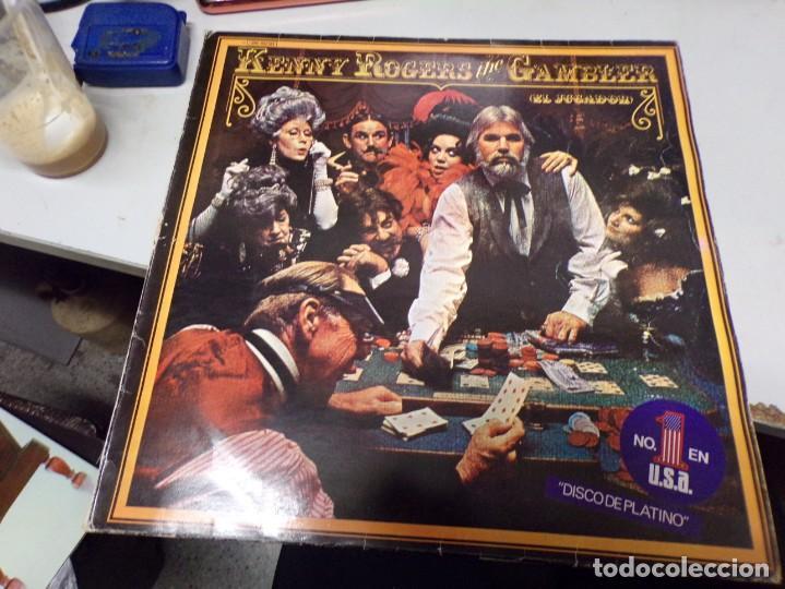 KENNY ROGERS (Música - Discos - LP Vinilo - Country y Folk)