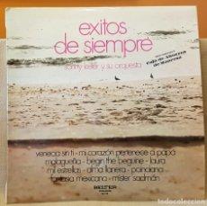 Discos de vinilo: EXITOS DE SIEMPRE - SNNY LESTER Y SU ORQUESTA. Lote 218365103